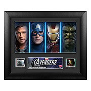 Avengers Movie Double Film Cell