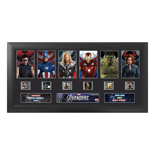 Avengers Movie Deluxe Film Cell