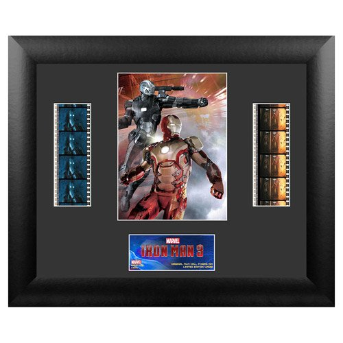 Iron Man 3 Movie Series 1 Double Film Cell