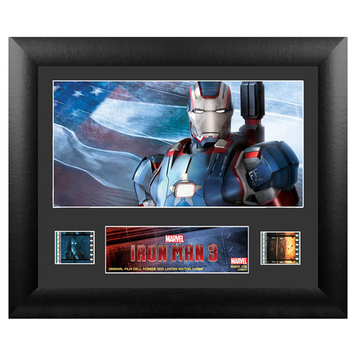 Iron Man 3 Movie Series 2 Single Film Cell