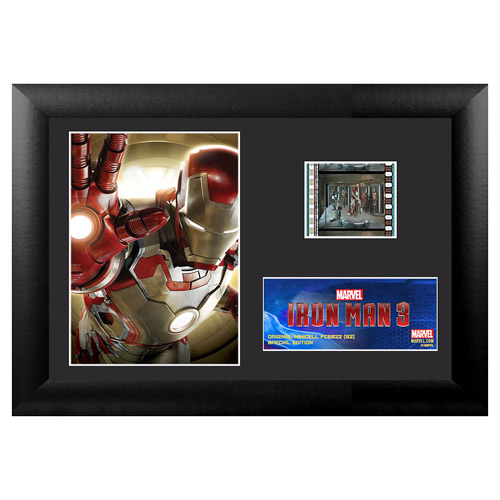 Iron Man 3 Movie Series 2 Mini Film Cell