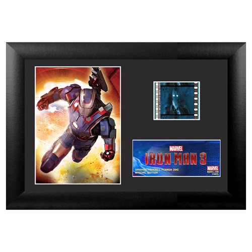 Iron Man 3 Movie Series 4 Mini Film Cell