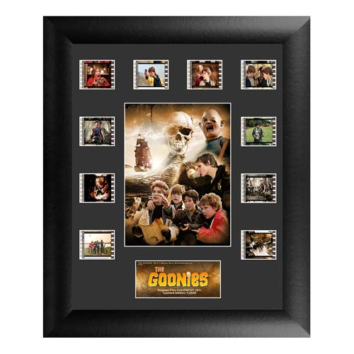 The Goonies Series 1 Mini Montage Film Cell