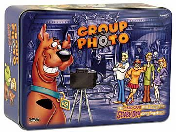 Scooby-Doo Group Photo