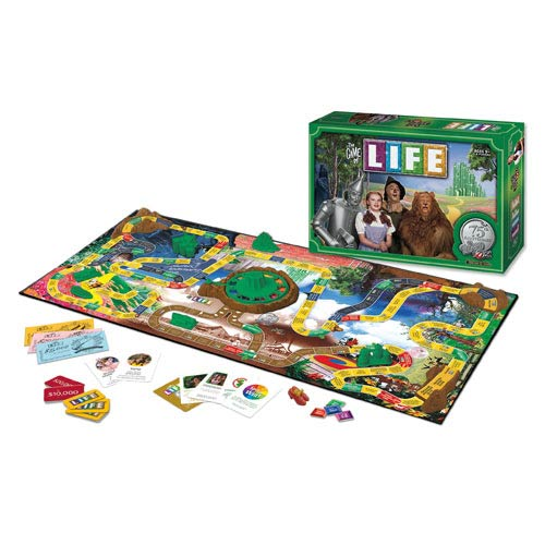 The Game of Life The Wizard of Oz Edition