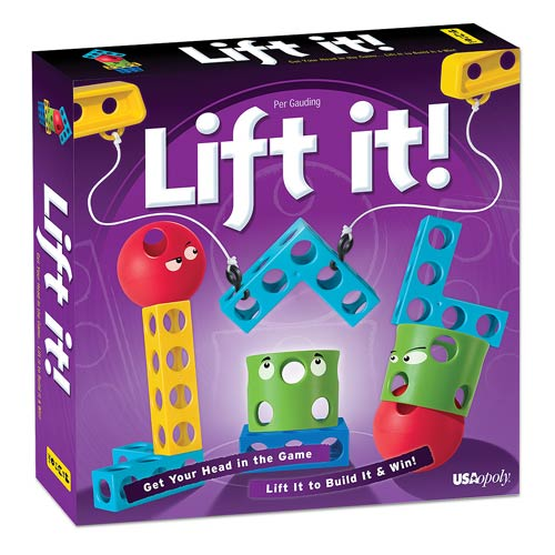 Lift It! Construction Game