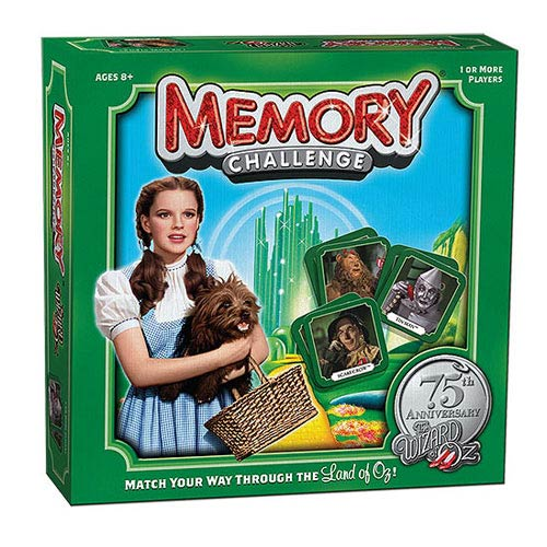 The Wizard of Oz Edition Memory Challenge Game