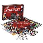 Nightmare Before Christmas Monopoly Game Collectors Edition