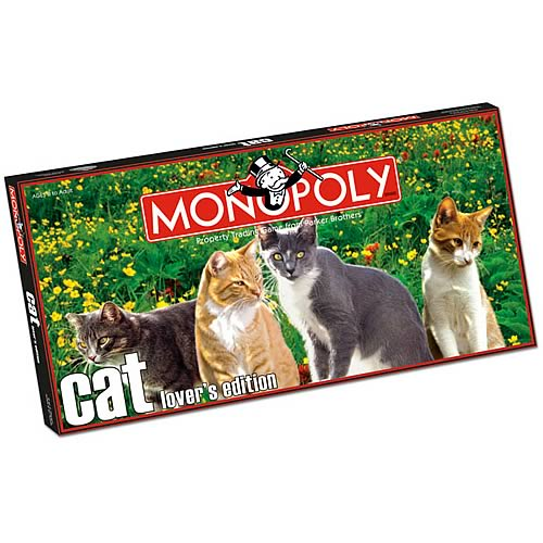 Cat Lover's Monopoly