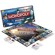 Monopoly Fishing Edition Game