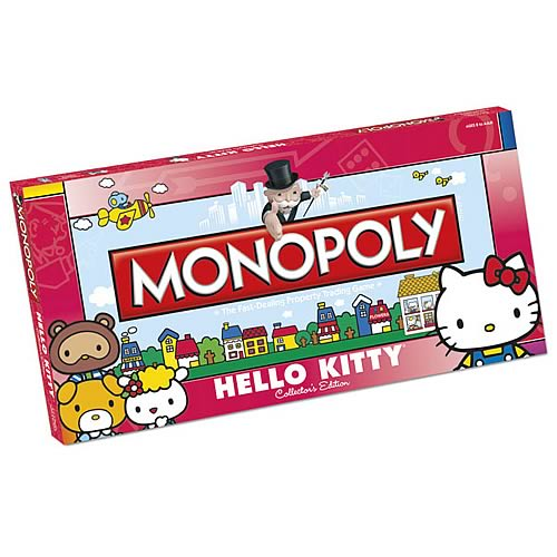 Hello Kitty Collector's Edition Monopoly