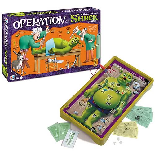 Shrek Operation