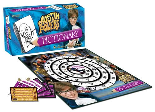 Austin Powers Pictionary