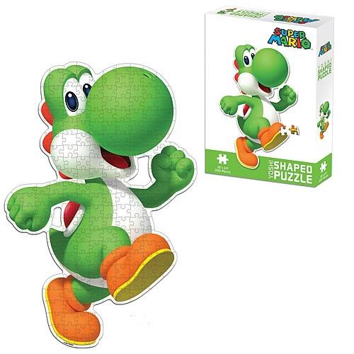 Nintendo Yoshi Shaped Puzzle