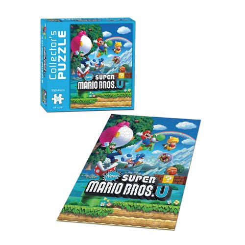 Super Mario Bros. U Collector's Puzzle