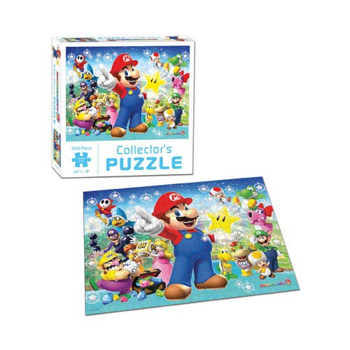 Super Mario Party 9 Collector's Puzzle
