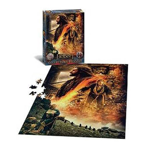 The Hobbit The Desolation of Smaug Collector's Puzzle