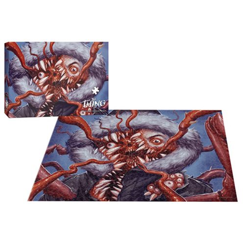 The Thing 1,000-Piece Puzzle