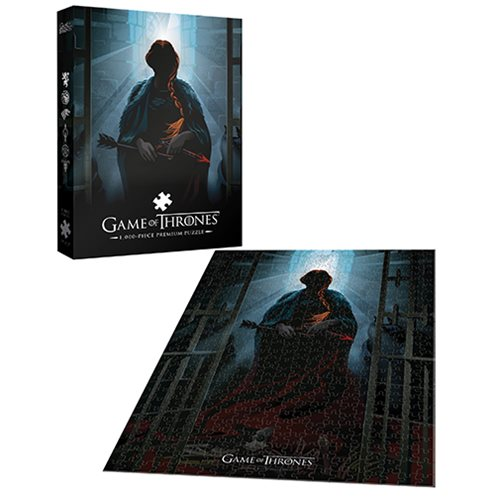 Картинки по запросу Puzzles - 1000 Pcs - Game Of Thrones - Your Name Will Disappear
