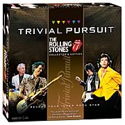The Rolling Stones Collector's Edition Trivial Pursuit
