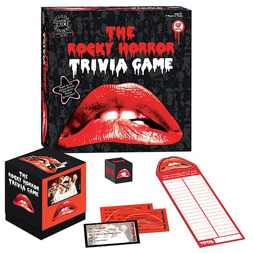 Items Similar To 1947 Birthday Trivia Game: Rocky Horror Picture Show Trivia Game 30th Anniv. Edition