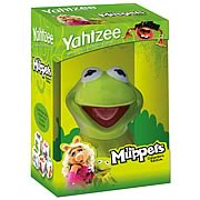 The Muppets Collector's Edition Yahtzee