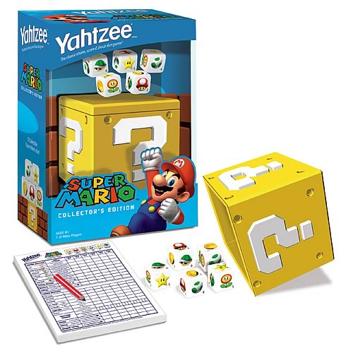 play yahtzee with bill
