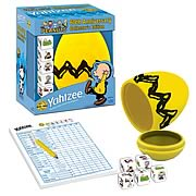 Peanuts 60th Anniversary Collectors Edition Yahtzee Game