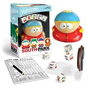 South Park Collector's Edition Yahtzee Dice Game