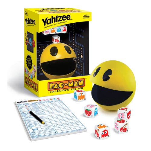 Pac-Man Collector's Edition Yahtzee
