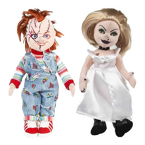 Bride of Chucky Plush Doll Case