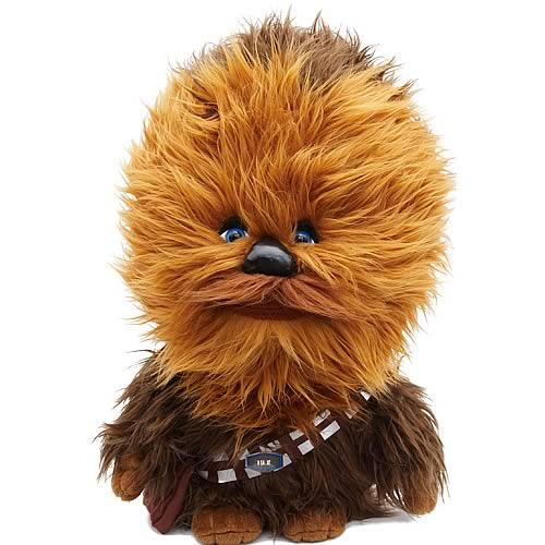 Star Wars Chewbacca 15-Inch Talking Plush