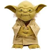 Star Wars Yoda 15-Inch Talking Plush