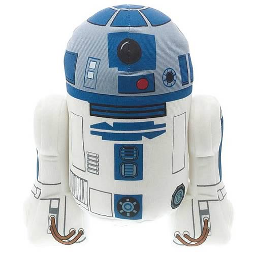 Star Wars R2-D2 8 1/2-Inch Talking Plush