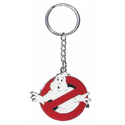 Ghostbusters Logo Key Chain