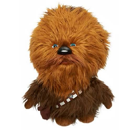 Star Wars 24-Inch Tall Chewbacca Talking Plush