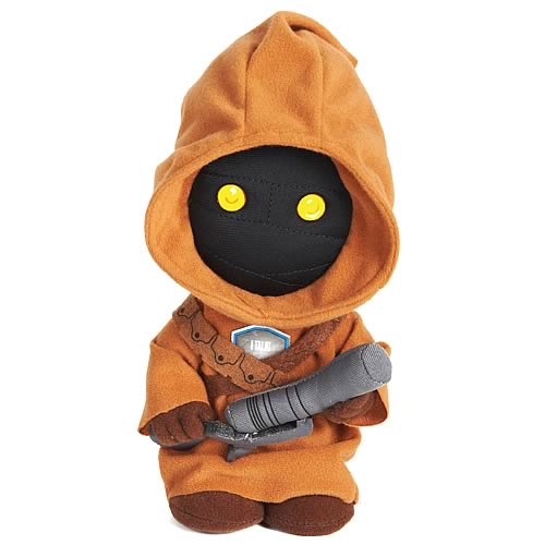 Star Wars Talking 9-Inch Jawa Plush