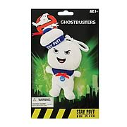 Ghostbusters Stay Puft Man Angry Face Mini Singing Plush