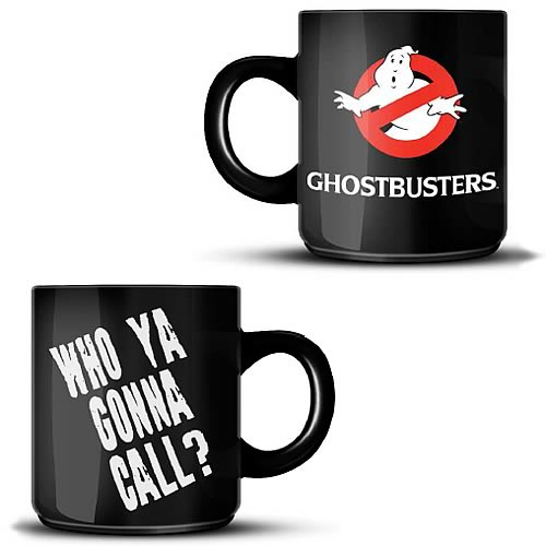 Ghostbusters Who Ya Gonna Call Mug