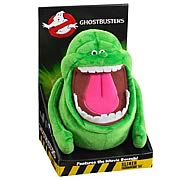 Ghostbusters Medium Slimer Plush with Sound