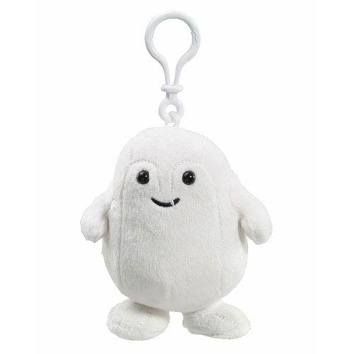Doctor Who Adipose 4-Inch Talking Clip-On Plush