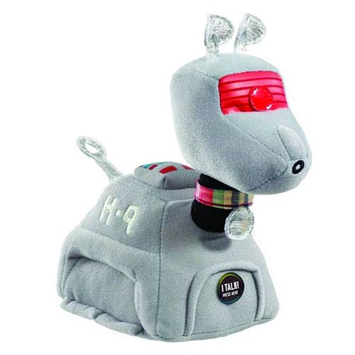 Doctor Who K-9 Medium Talking Plush - Previews Exclusive