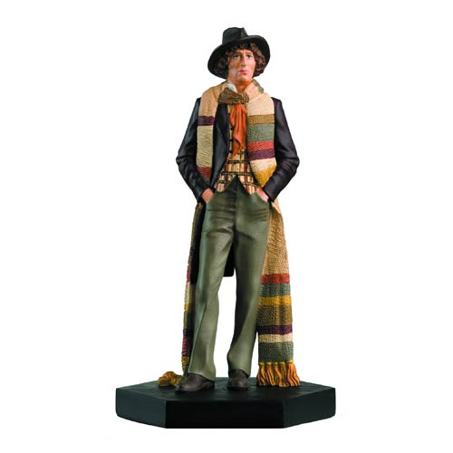 Doctor Who 4th Doctor #17 Collector Figure