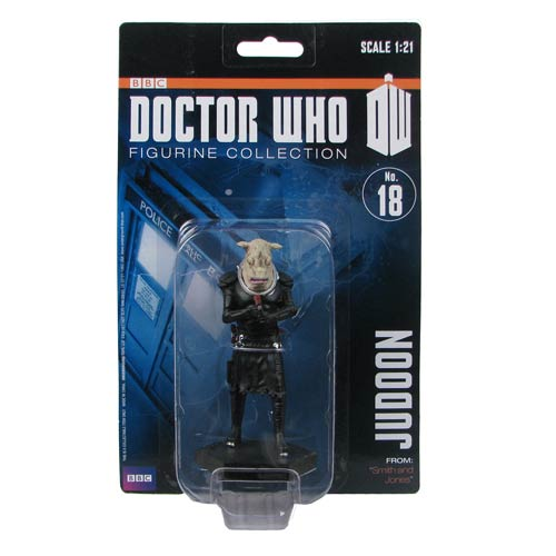 Doctor Who Judoon #18 Collector Figure