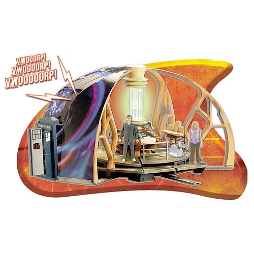 Doctor Who Electronic TARDIS Playset