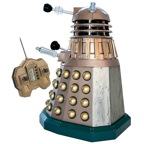 Doctor Who Remote Control Dalek Thay