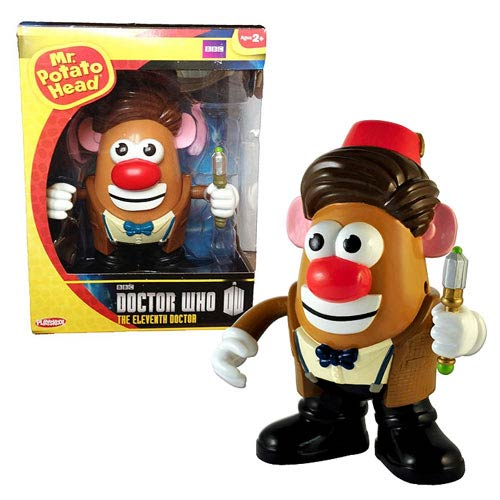 Doctor Who Eleventh Doctor Mr. Potato Head