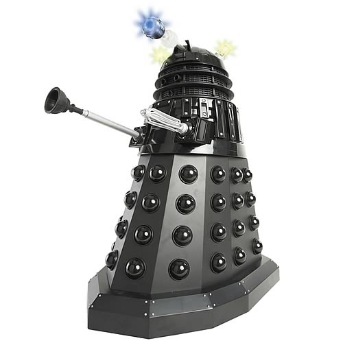 Doctor Who 18-Inch Voice Interactive Black Dalek