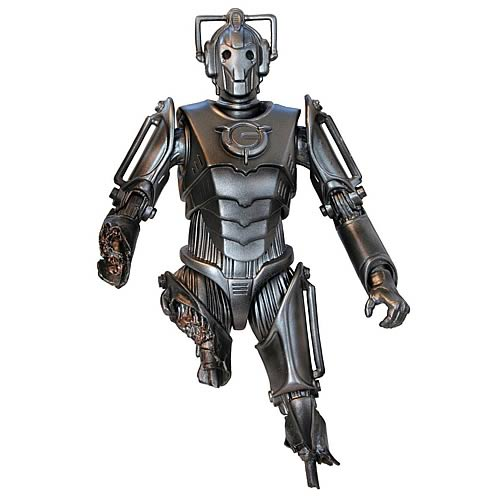 Doctor Who Damaged Cyberman 5-Inch Action Figure
