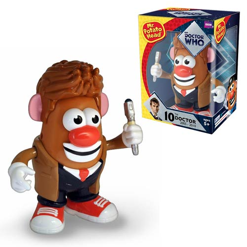 Doctor Who Tenth Doctor Mr. Potato Head